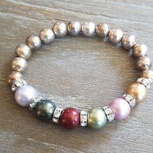 Gorgeous stretch bracelet